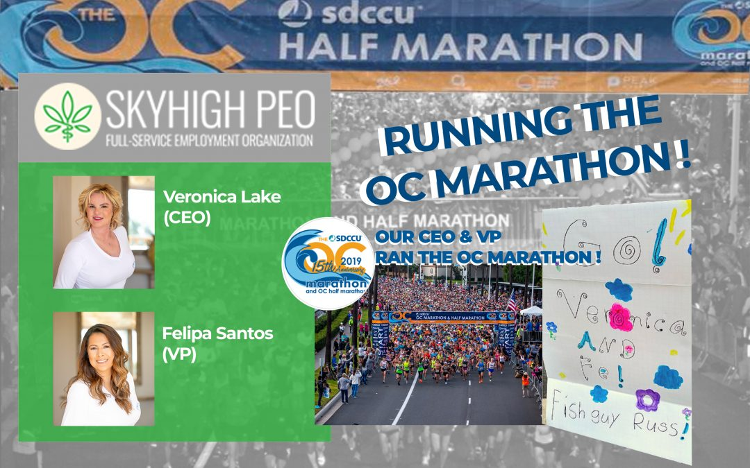 THE SDCCU OC MARATHON HELP MAY 5TH, 2019